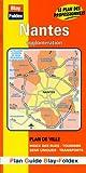 Plan de ville : Nantes (avec un index)