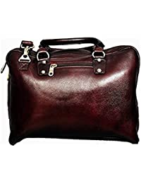 Leather Laptop Bag For 14 To 16 Inch Laptop( Genuine Leather)