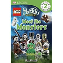 DK Readers L2: LEGO Monster Fighters: Meet the Monsters by Beecroft, Simon (2012) Paperback