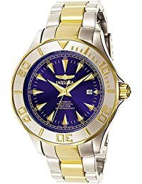 Invicta 7038 – Wristwatch men's, stainless steel strap
