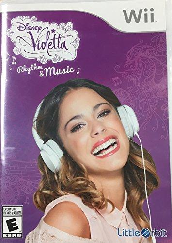 Violetta Rhythm & Music - Nintendo Wii by Little Orbit