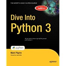 Dive Into Python 3 by Mark Pilgrim (2009-07-31)