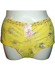Shorty / Boxer / Culotte Femme Petillance avec motif fleur (0570)