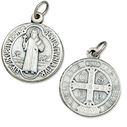 medaglia-ossidato-ciondoli-per-catena-san-benedetto-18-centimetri