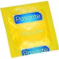 Pasante Kondome (144er Packung, Pasante Naturelle) anatomische Passform befeuchtet spermizidfrei aus Latex Größe... preisvergleich bei billige-tabletten.eu