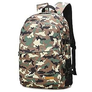 Cieovo Fashion Mädchen/Jungen Multifunktionsrucksack Schulrucksack Rucksack Jugendliche Schultasche Travel Outdoor Freizeit Daypack