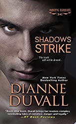 Shadows Strike (Immortal Guardians series)
