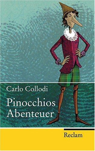 Carlo Collodi: »Pinocchios Abenteuer: Die Geschichte einer Holzpuppe« auf Bücher Rezensionen