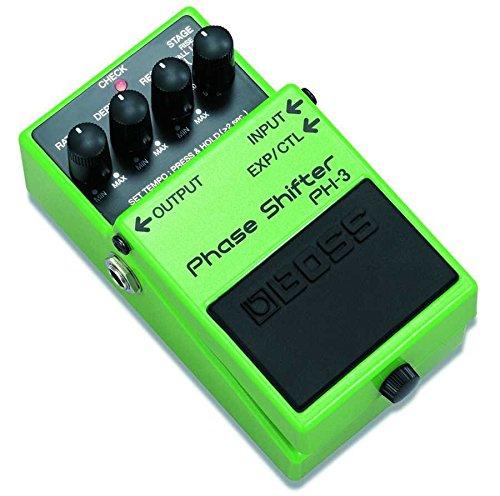 BOSS PH3| Phase Shifter | guitarra pedal de efectos
