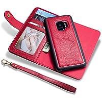 Smartphone Case for Samsung s9 Plus, Miya Retro Premium PU-Leder Smart Wallet Schutzhülle Stand Kreditkartensteckplätze... preisvergleich bei billige-tabletten.eu