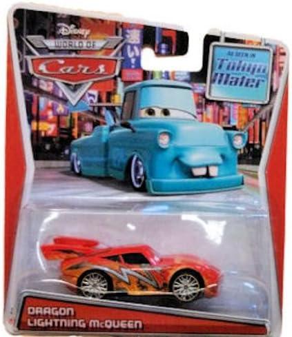 Kaifu Yingxiang rentre à la maison avec bénédictionDisney Cars – Dragon Lightning McQueen | Supérieure
