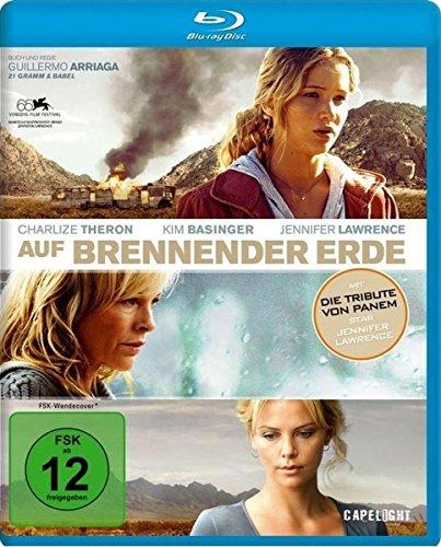 Auf brennender Erde [Blu-ray]