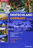 Reiseatlas Deutschland 2019/2020: 1:300.000 (KUNTH Reiseatlanten)