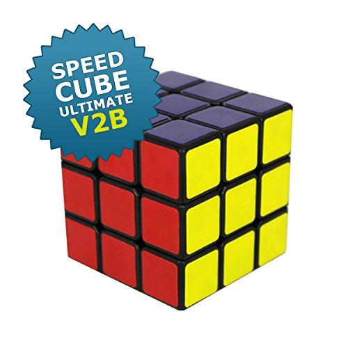 Preisvergleich Produktbild Speed Cube Ultimate (V2 PLUS) - 3x3 Zauberwürfel - Original Cubikon - 3x3 Speed-Cube