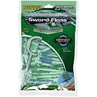 Sword Floss Easy Flaossing, Mint Flavor - 40 Ea by Sword Floss Mint