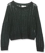 NAME IT Nkflivia LS Short Knit suéter para Niñas
