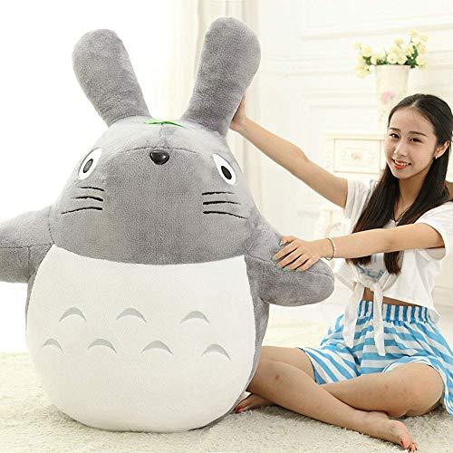 L&WB Diverse Dimensioni, Grande Carino Totoro Peluche Gigante Grandi Animali ripiene Giocattolo Morbido Bambola Cuscino Cuscino Regalo di Compleanno Vacanza,A,20cm
