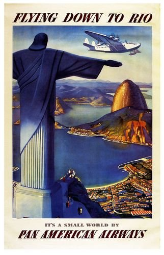 pan-am-flying-down-to-rio-travel-poster-a2-reprint