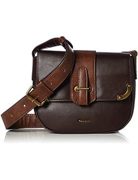 Tamaris Damen Mette Crossbody Bag Umhängetasche, 7,5x16,5x20 cm