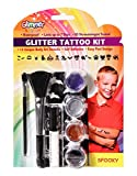Glitter Tattoo Kit, Temporary Body Glitt...