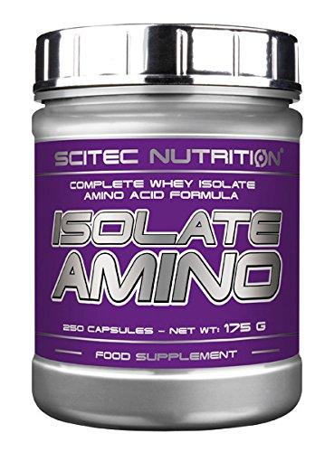 Scitec Isolate Amino Aminoácidos - 250 gr
