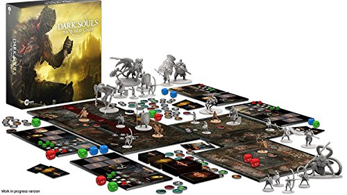 Dark Souls Board Game (Brettspiel, deutsche)