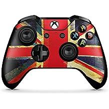 Microsoft Xbox Protector de pantalla Pegatinas Skin de vinilo adhesivo decorativo Corona de bulldog inglés Crown
