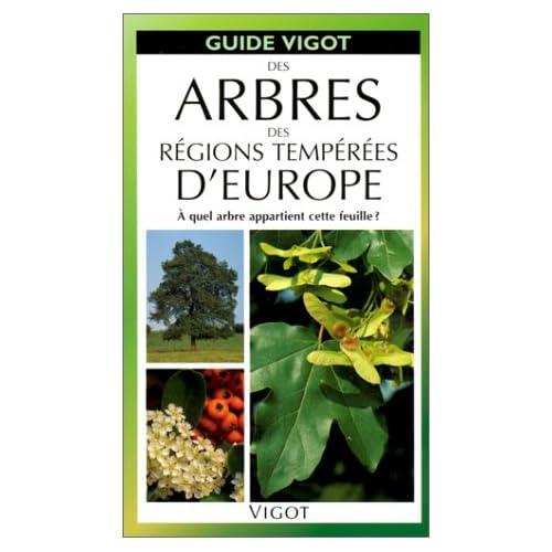 Des arbres des régions tempérées d'Europe : A quel arbre appartient cette feuille ?
