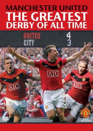 Manchester United – The Greatest Derby of All Time [DVD]
