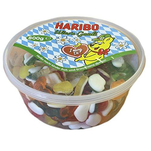 Preisvergleich Produktbild Haribo Wies'n Gaudi Oktoberfest, 1er Pack (1 x 800g Dose)