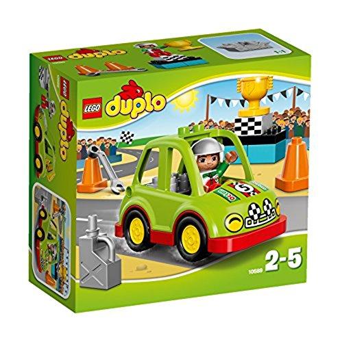 LEGO Duplo - El Coche de Rally