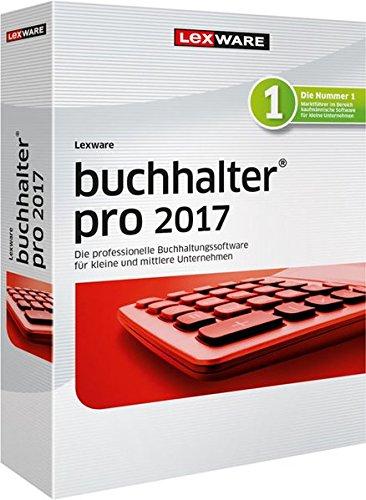 Lexware buchhalter 2017 pro-Version Minibox (Jahreslizenz) / Einfache Buchhaltungs-Software für Freiberufler, Handwerker, kleine & mittlere Unternehmen / Kompatibel mit Windows 7 oder aktueller