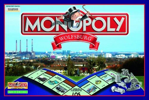 Monopoly Wolfsburg. Städte Edition