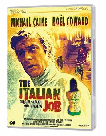 Bild von The Italian Job - Charlie staubt Millionen ab