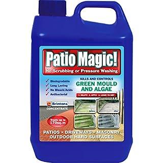 Patio Magic Patio Cleaner 5L Refill