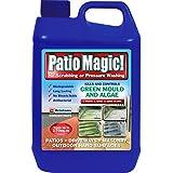 Patio Magic Green Mould and Algae Killer Liquid Concentrate Bottle, 5 L