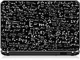 livestash physics formula laptop skin