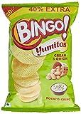 #3: Bingo Yumitos Cream & Onion Potato Chips ,61.6g (44g+17.6g)