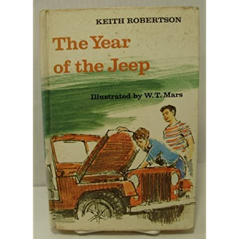 The Year of the Jeep by Robertson,