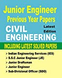 #6: Civil Engineering JE 2019 : Junior Engineer Previous Year Papers