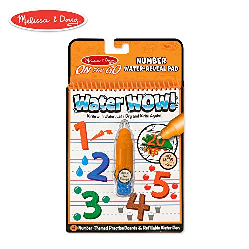 Water Wow! - Numbers: Activity Books - On the Go