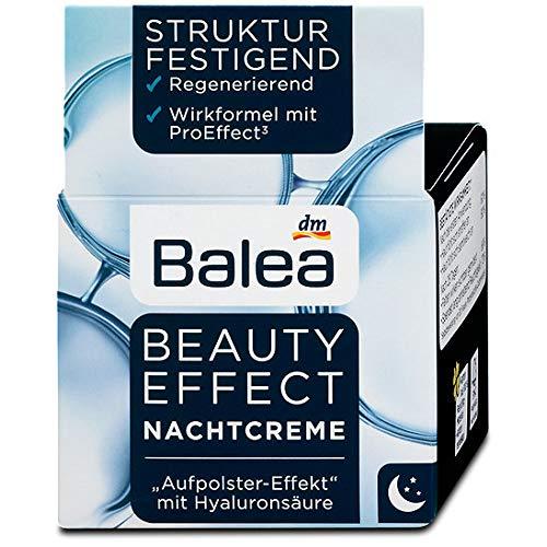 Balea Beauty Effect Nachtcreme, 3er Pack (3 x 50 g)