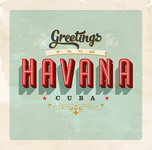 Preisvergleich Produktbild Greetings From Havana Cuba - 180 Gr. Vinyl [Vinyl LP]