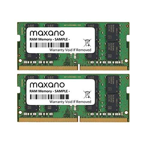 "8GB Dual Channel Kit (2x 4GB) für Apple iMac Intel Core i5 27\"" Retina 5K (late 2017) DDR4 2400MHz (PC4-19200S) SO Dimm Arbeitsspeicher RAM Memory"