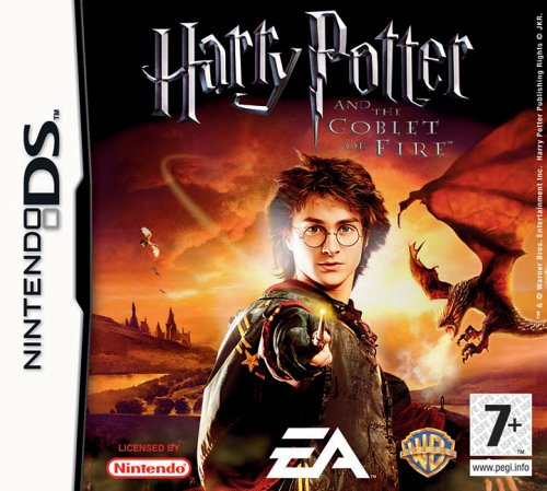 Click for larger image of Harry Potter and the Goblet of Fire (Nintendo DS)