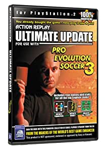 Ultimate Update For Use With Pro Evolution Soccer 3 (PS2)
