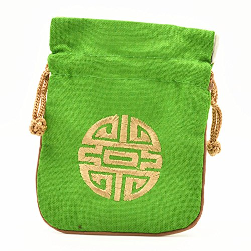 YLJE-Baumwolle Bettwäsche Taschen Kit Brocade Tasche Handtasche Tasche Baby Haare Tasche Tasche Wenwan Zeichenfolge Tasche Taschen Handtaschen, (Kit Prinzessin Schmuck Disney)