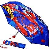 Unbekannt Taschenschirm / Kinderschirm -  Ultimate Spider-Man - Marvel  - ø 92 cm - großer Regenschirm / Erwachsenenschirm - für Jungen / Mädchen / Frauen / Männer - ..