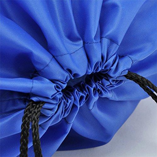 Imagen de demarkt  saco o de cuerdas impermeable del lazo del ocio  de viaje del bolso deportes bolsas negro  alternativa