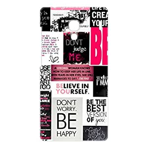 a AND b Designer Printed Mobile Back Cover / Back Case For Xiaomi Redmi 1S (XOM_R1S_3D_2935)